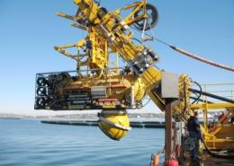 US military rescue submarine