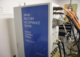 Quality Control Test System